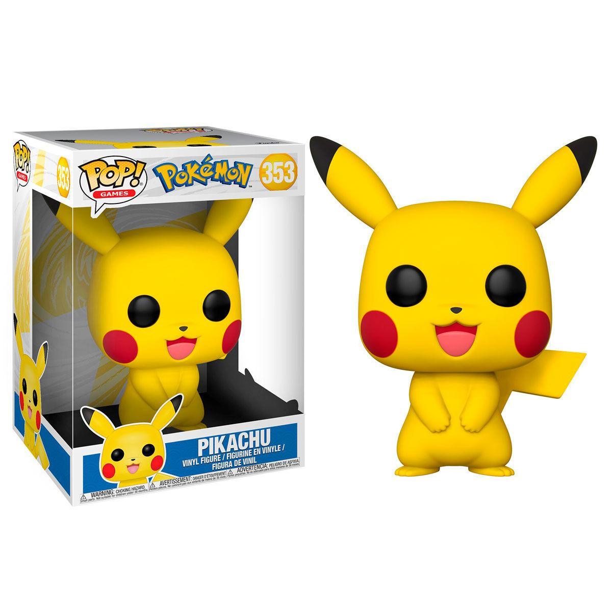 Figurine pop pikachu 25 cm