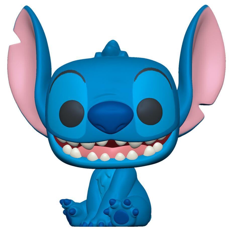 Figurine pop stitch smiling seated stitch