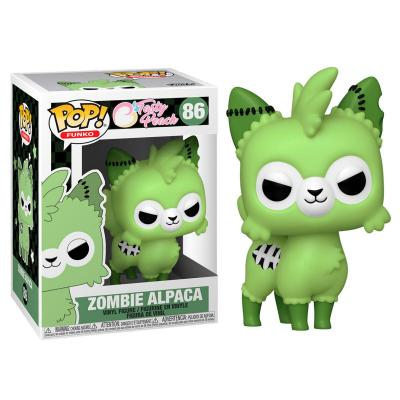 Figurine pop tasty peach zombie alpaca