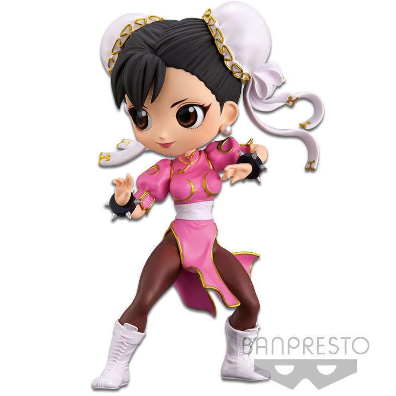 Figurine q posket chun li street fighter