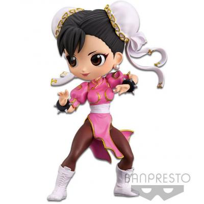 Figurine q posket chun li street fighter