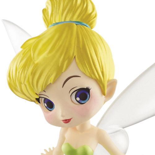 Figurine q posket fee clochette tinker bell disney banpresto 7 cm
