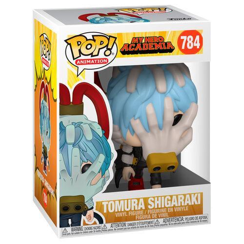 Figurine shigaraki my hero academia funko pop