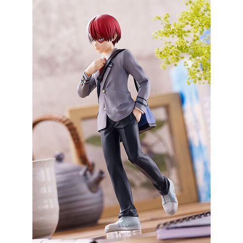 Figurine shoto todoroki my hero academia