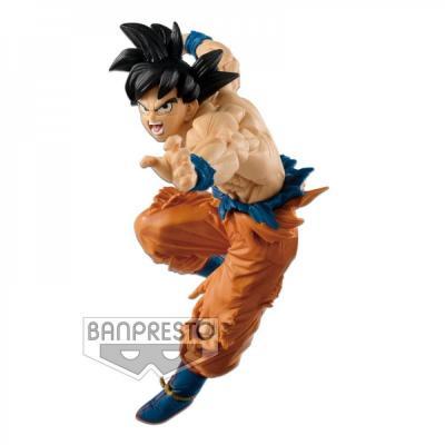 Figurine son goku tag fighters collection dragon ball super banpresto 18 cm
