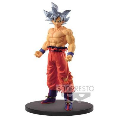 Figurine son goku ultra instinct dragon ball
