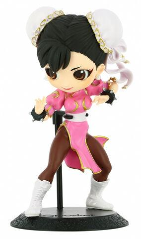 Figurine street fighter chun li