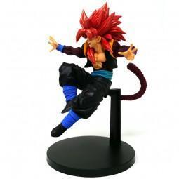 Figurine super dragon ball heroes 9th anniversary figure super saiyan 4 gogeta xeno