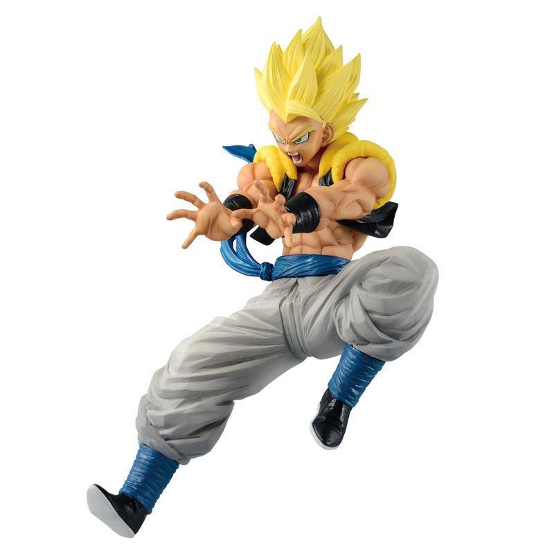 Figurine super saiyan gogeta rising fighters dragon ball z