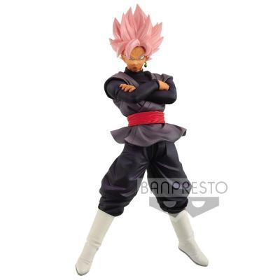 Figurine super saiyan rose goku black dragon ball super