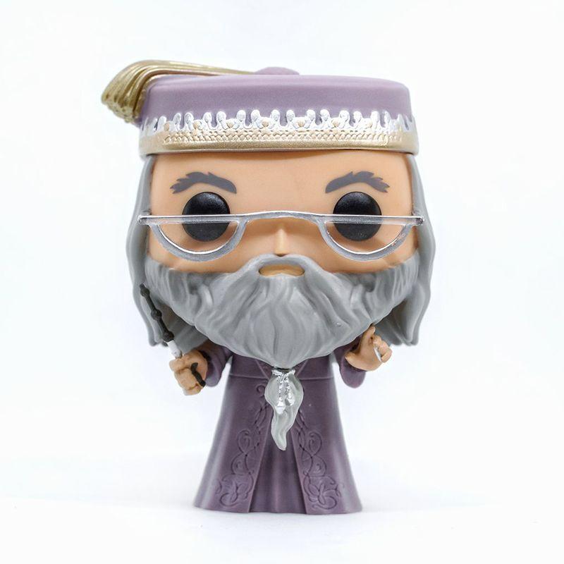 Funko harry potter dumbledore avec baguette