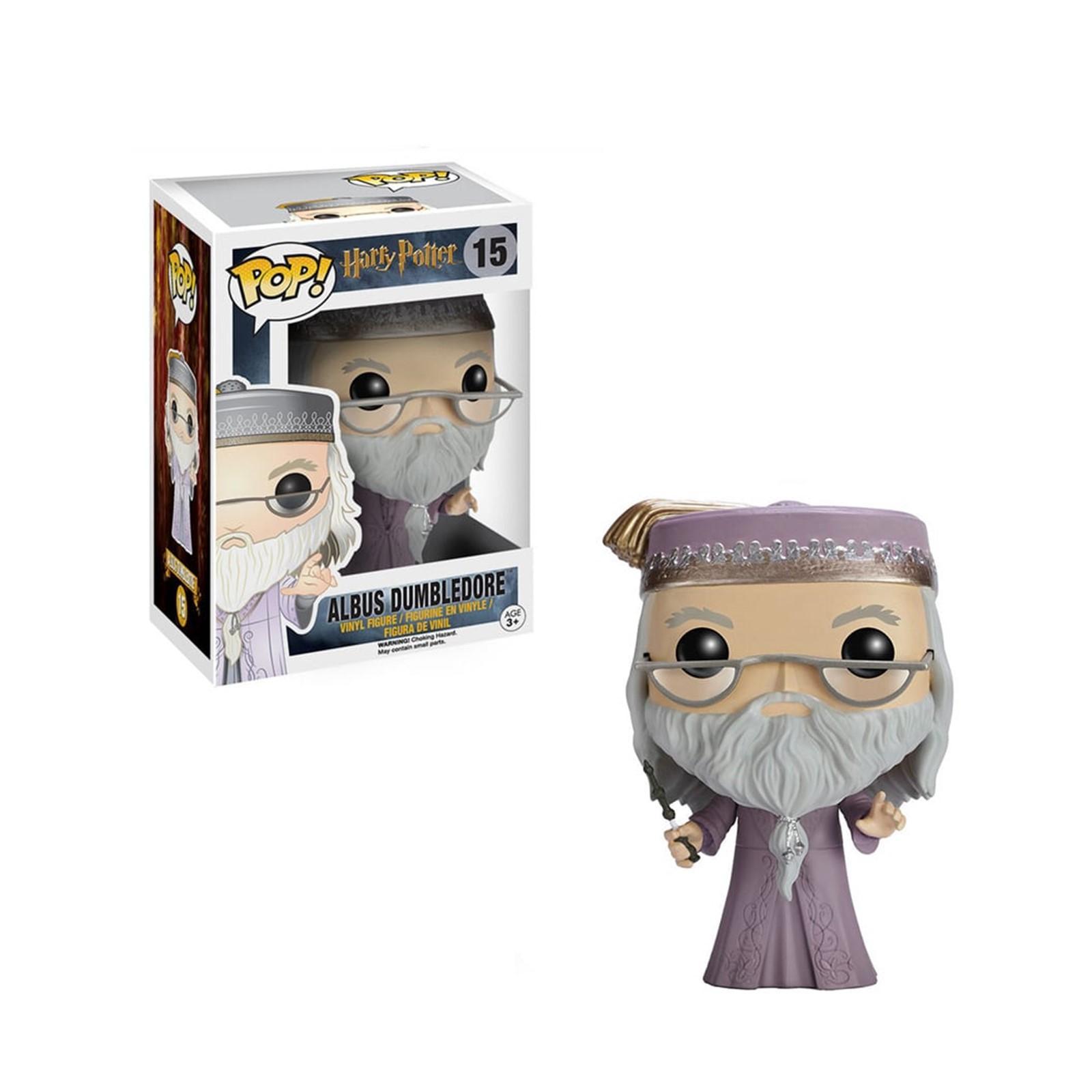 Funko pop 15 albus dumbledore