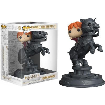 Funko pop 82 ron echiquier harry potter