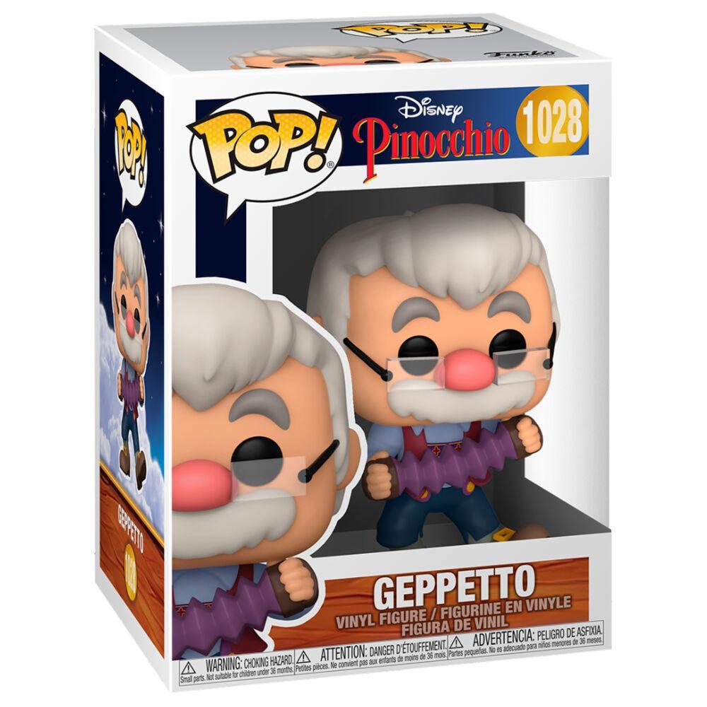 Funko pop gepetto disney pinocchio 1028 2