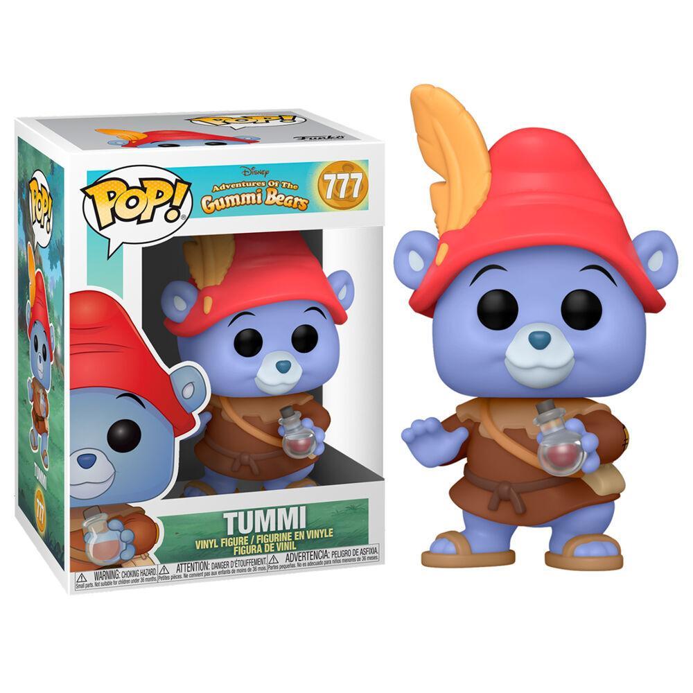Funko pop gummi bears tummi disney