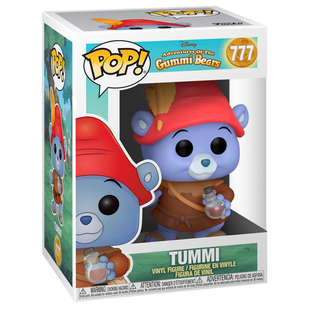 Funko pop gummi tummi