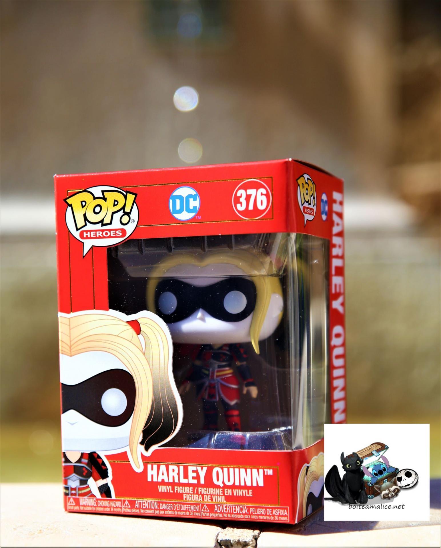 Funko pop harley quinn 376