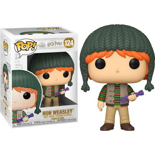 Funko pop harry potter holiday ron weasley