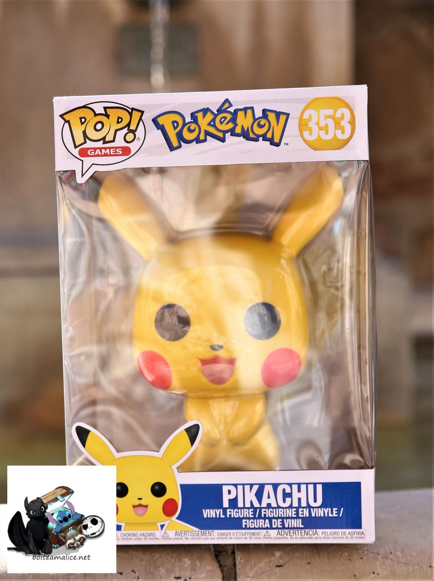 Funko pop pikachu 25 cm 353 1