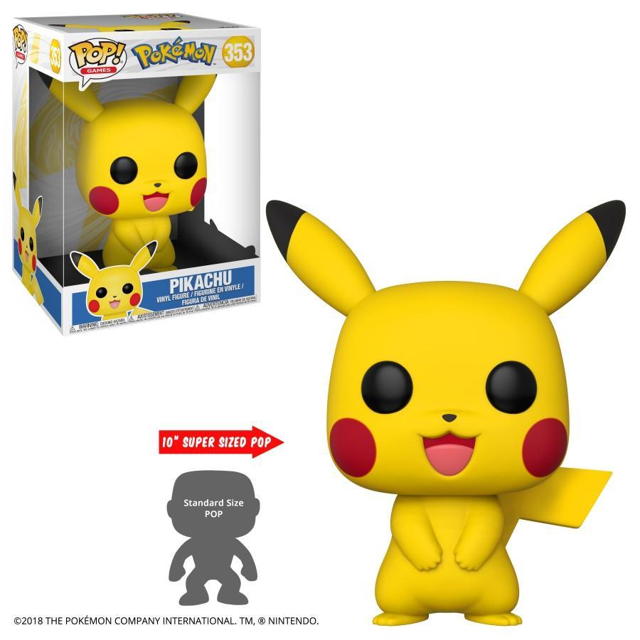 Funko pop pikachu 25 cm 353
