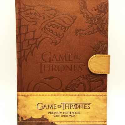 Game of thrones premium notebook a5
