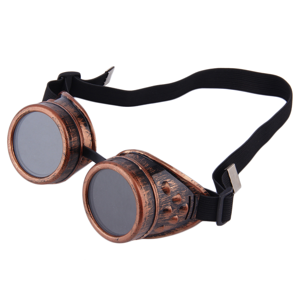 Goggles steampunk lunettes steampunk
