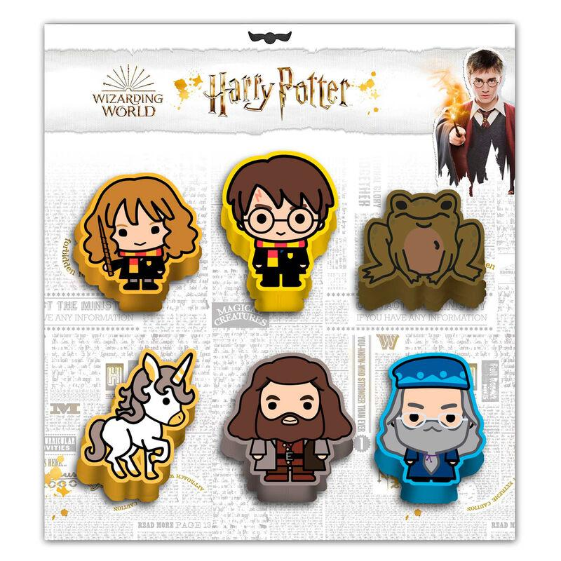 Gomme harry potter wizard