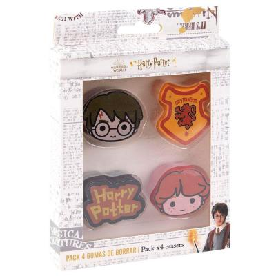 Gommes harry potter