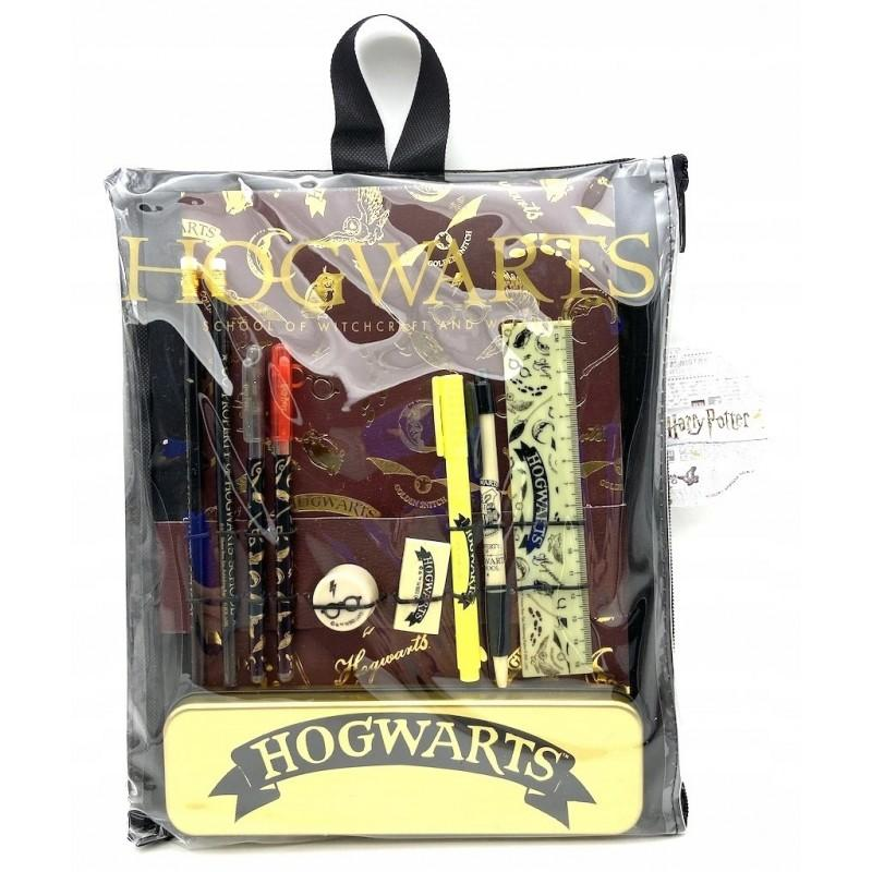 Harry potter set de papeterie hogwarts