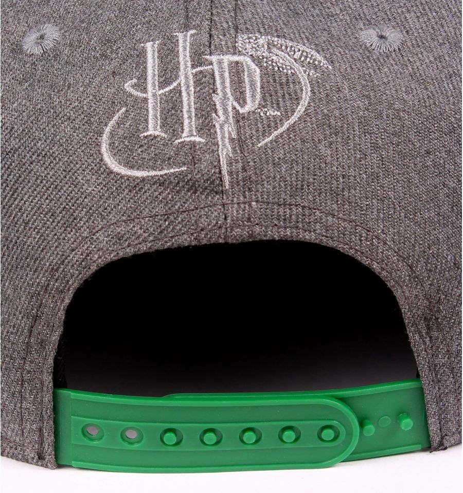 Harry potter slytherin casquette