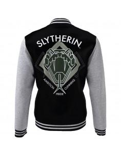 Harry potter veste slytherin blazon