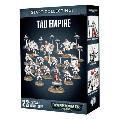 T'au Empire Start collection