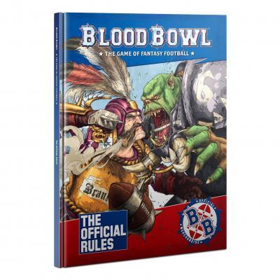 BLOOD BOWL Livre de Rêgles