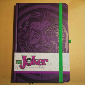 Joker cahier de notes a5