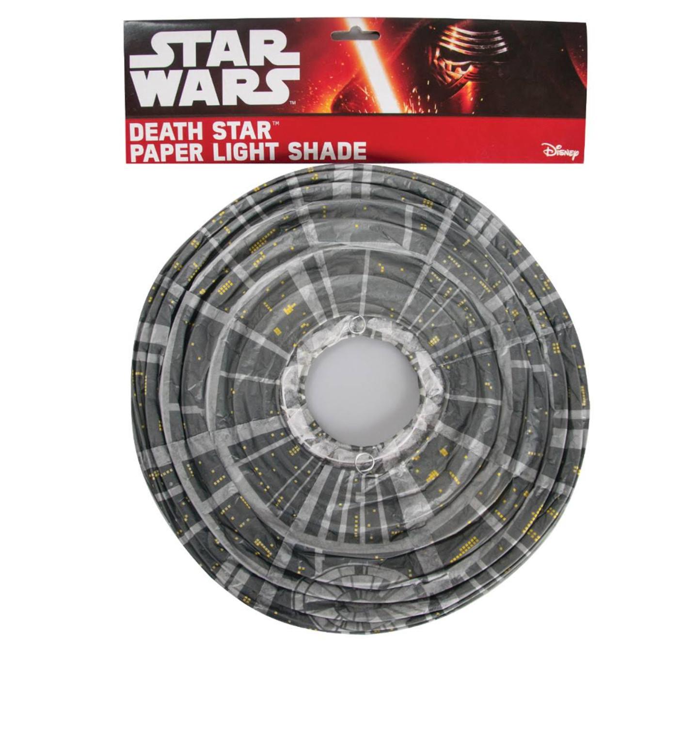 Lampe star wars