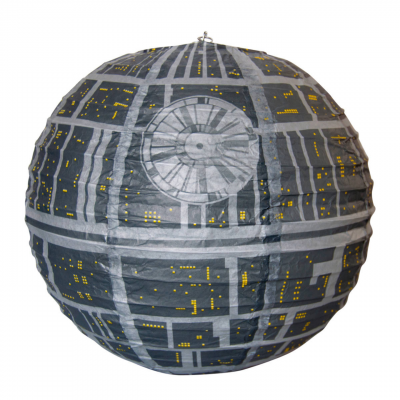 Lampion star wars