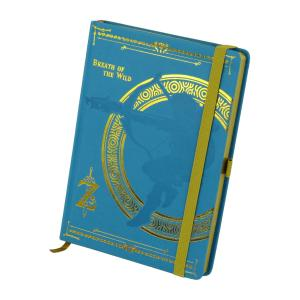 Legend zelda breath wild premium notebook