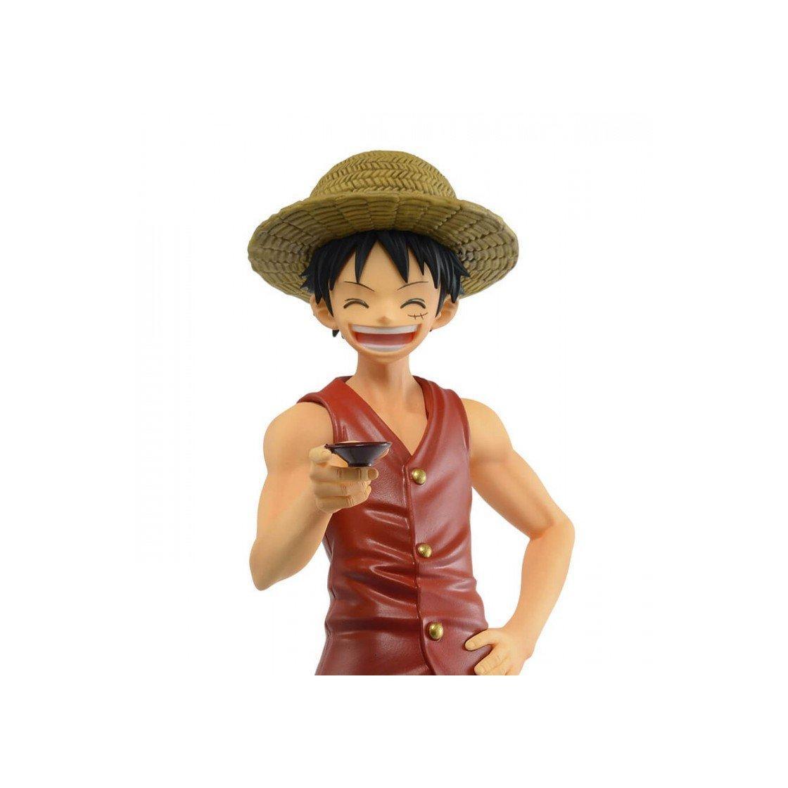 Luffy figurine magazine episode vol 1