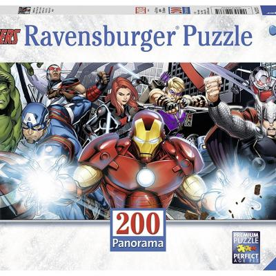 Marvel avengers puzzle 200 pieces