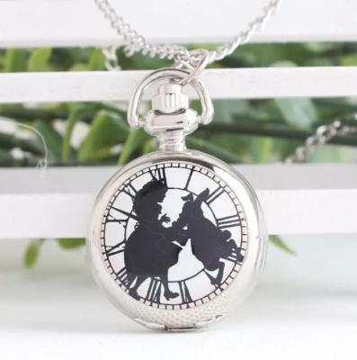 Montre alice in wonderland