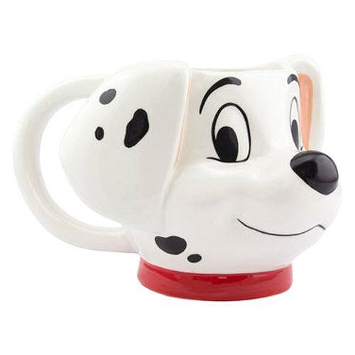 Mug 3d 101 dalmatiens disney 2