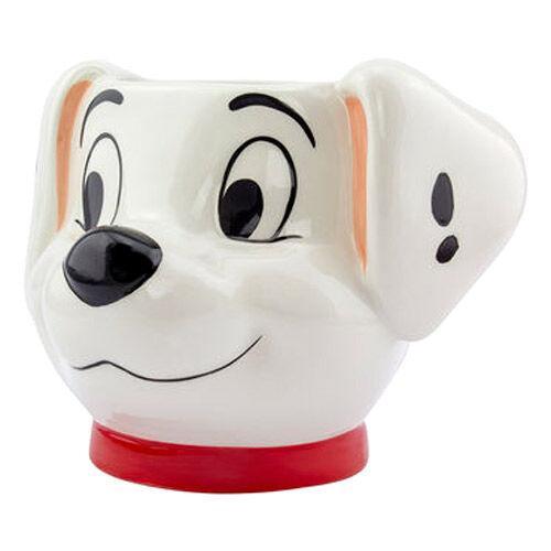 Mug 3d 101 dalmatiens disney