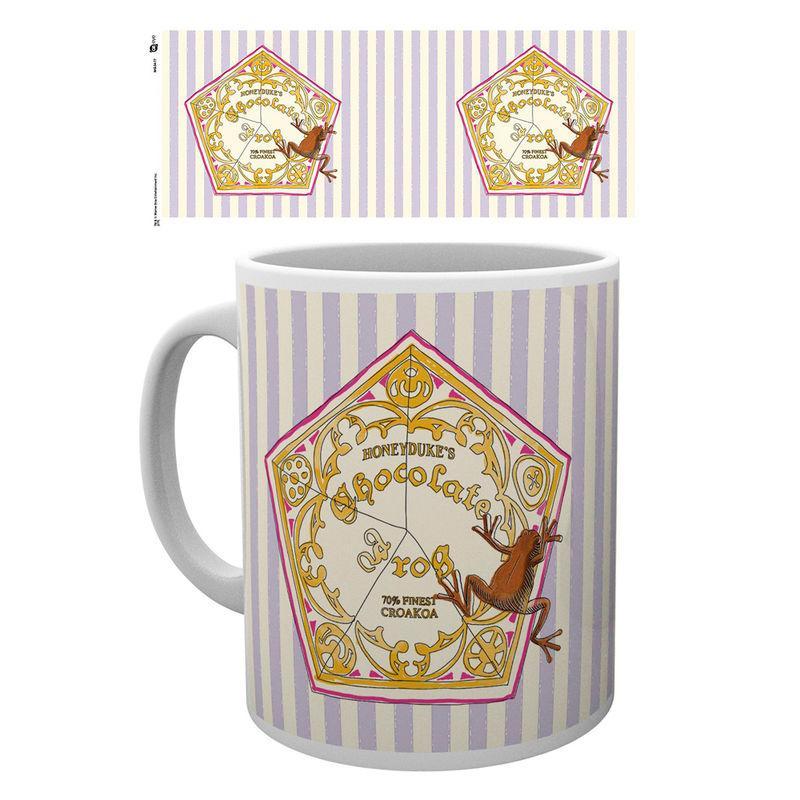 Mug chocogrenouille harry potter