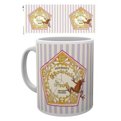 Mug chocogrenouille harry potter