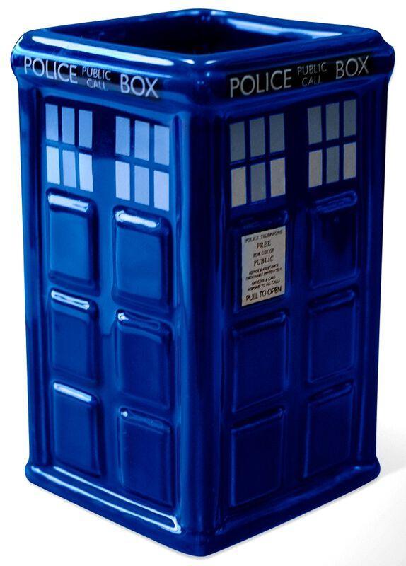 Mug doctor who tardis
