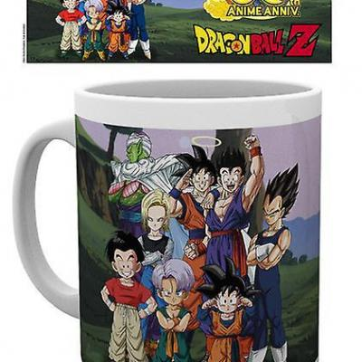 Mug dragonball z 30th aniversary