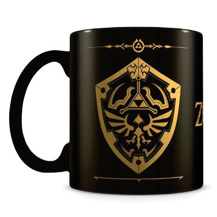 Mug legend of zelda