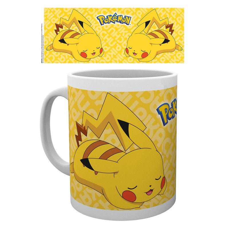 Mug pikachu pokemon
