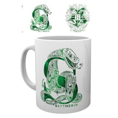 Mug serpentard harry potter