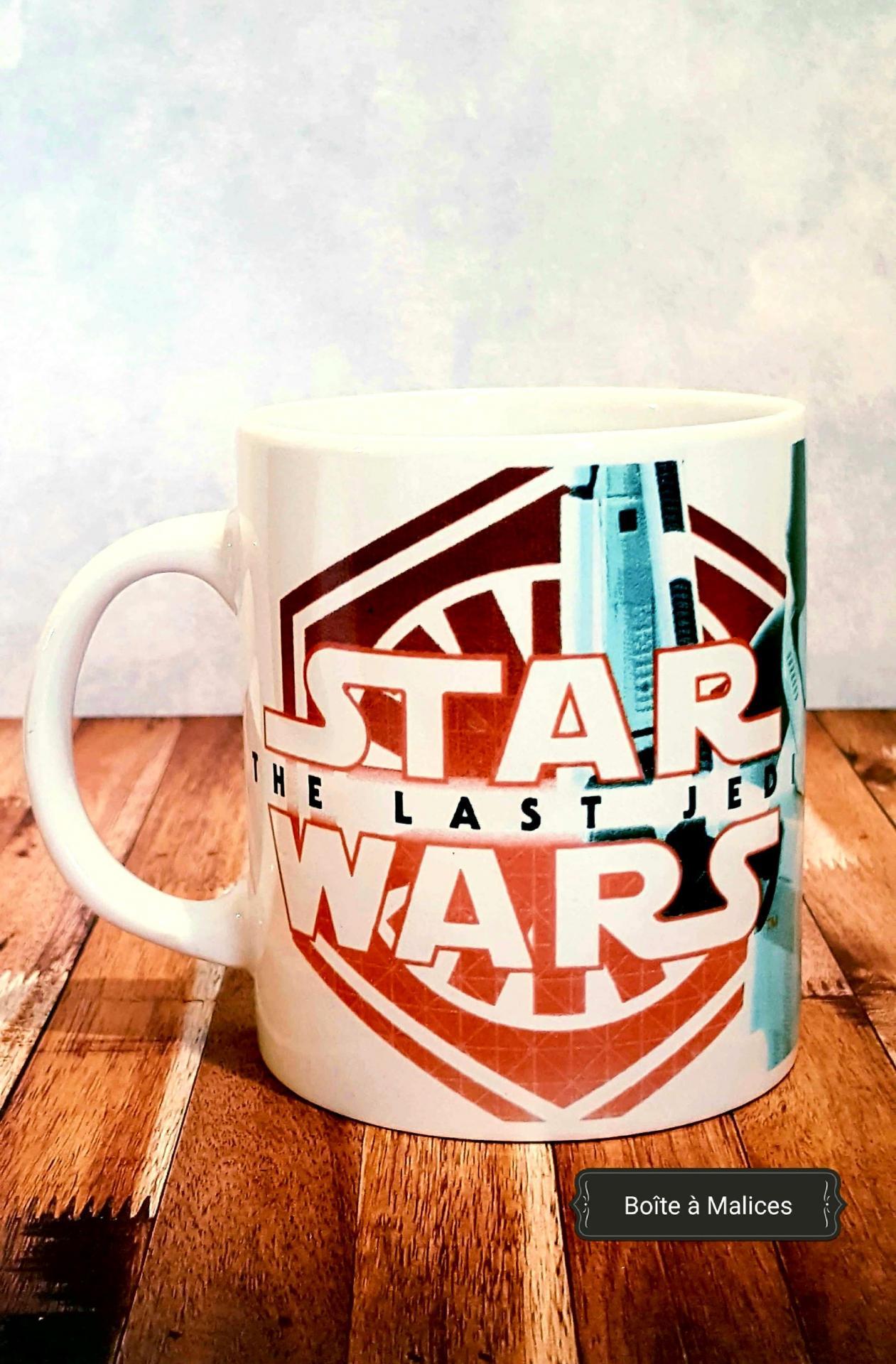 Mug star wars last jedi 4